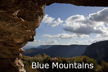 Photography Courses in the Blue Mountains, Australia.